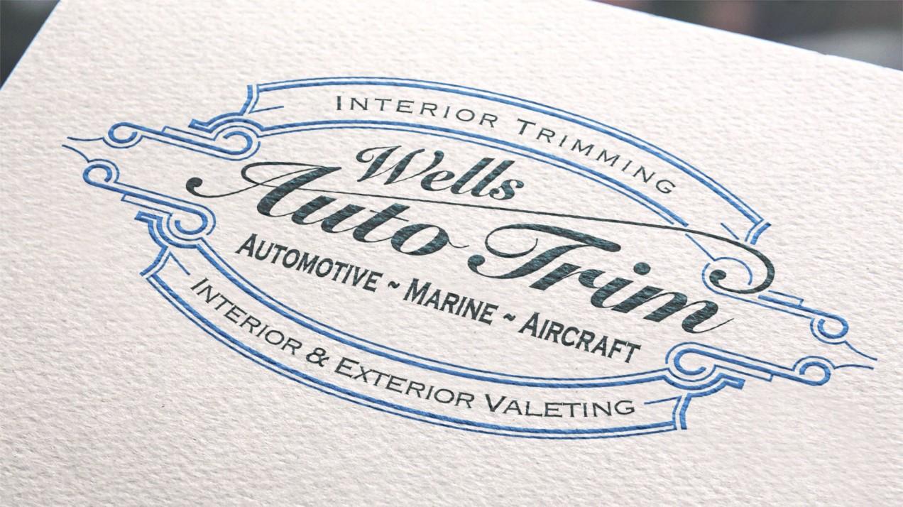 Logo for Wells Auto Trim