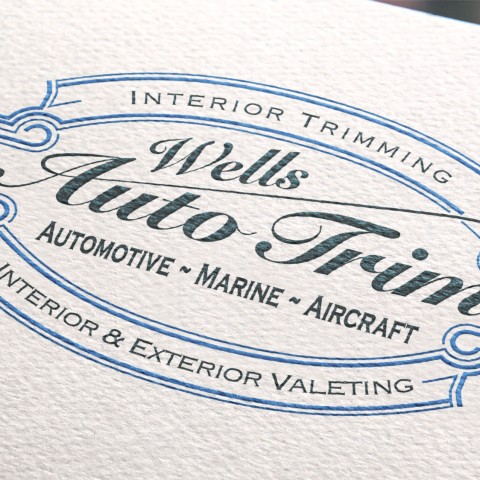Logo for Wells Auto Trim